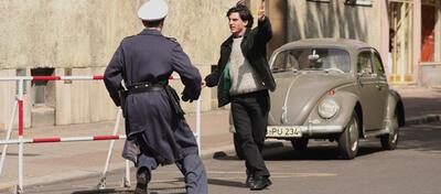Nicht einmal die Polizei konnte Rudi Dutschke aufhalten