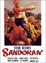 Sandokan - Poster