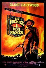 Ein Fremder ohne Namen - Poster