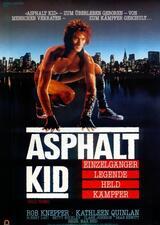 Asphalt Kid - Poster