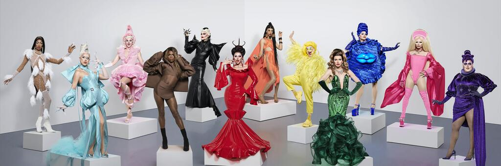 RuPaul's Drag Race UK - Staffel 2