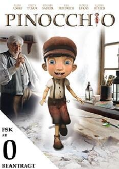 Pinocchio Film 2013 Moviepilot De