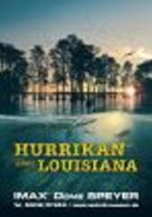 Hurrikan über Louisiana