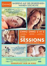 The Sessions - Wenn Worte berühren - Poster