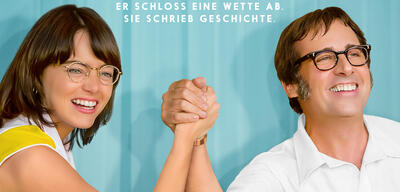 Emma Stone & Steve Carell tragen den Geschlechterkampf in Battle of the Sexes aus
