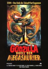 Godzilla - Duell der Megasaurier - Poster