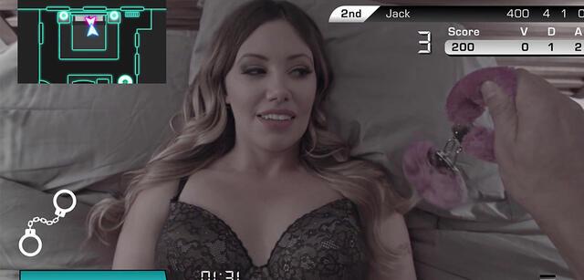 So würde Sex mit Call of Duty-Interface aussehen