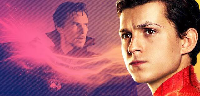 Doctor Strange/Spider-Man: Far From Home