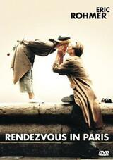 Rendezvous in Paris - Poster