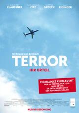 Terror - Ihr Urteil - Poster