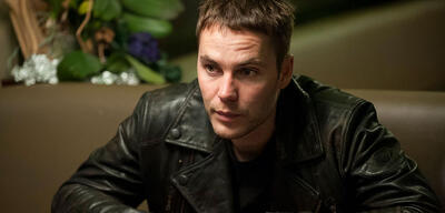 Taylor Kitsch in True Detective