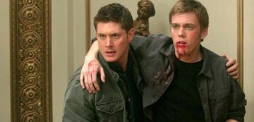 Dean und Adam in Supernatural