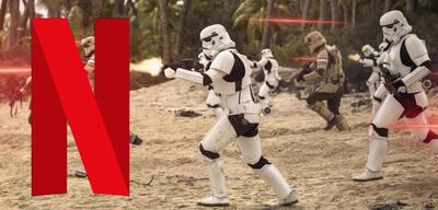 Star Wars bei Netflix