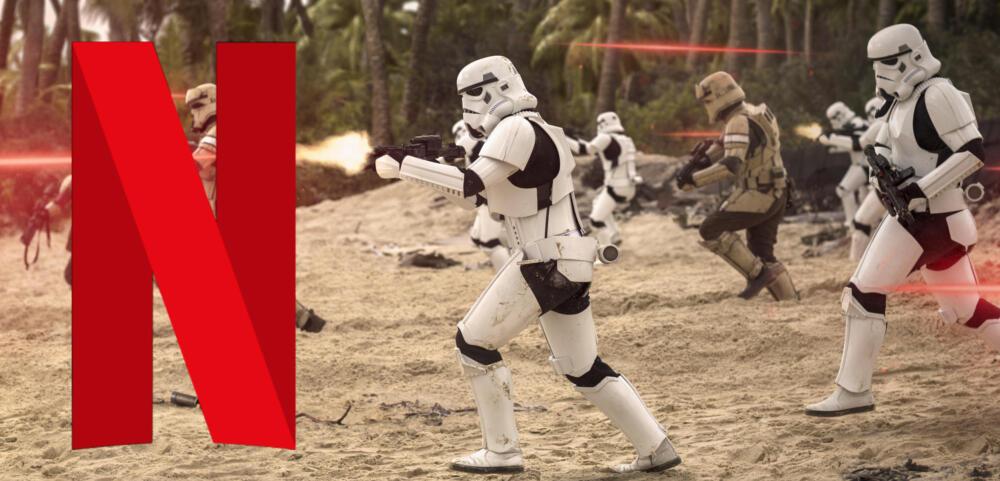 Schnell nachholen - Bei Netflix verschwindet auch der letzte Star Wars-Film