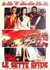 Siebenfache Rache - Poster