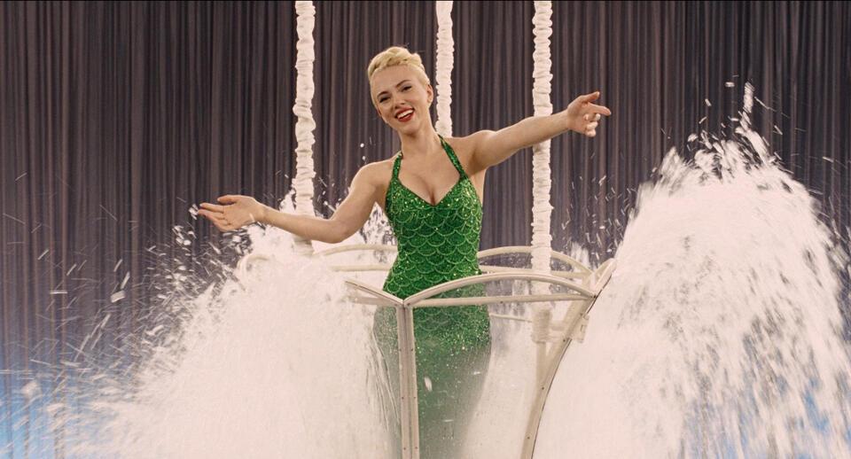 Hail, Caesar! mit Scarlett Johansson