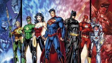 Die Justice League (New 52)