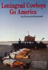 Leningrad Cowboys Go America - Poster