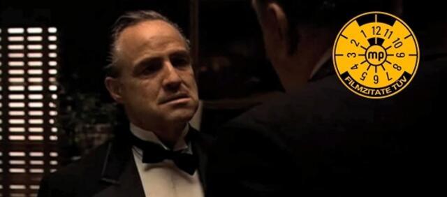 Filmzitate Tüv Der Pate Marlon Brando Macht Euch Ein Angebot