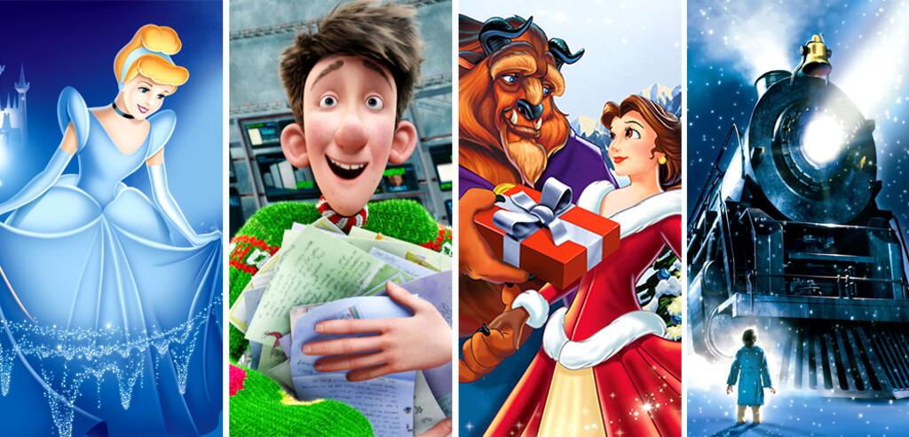 Zu Weihnachten zeitgt der Disney Channel alte und neue Klassiker
