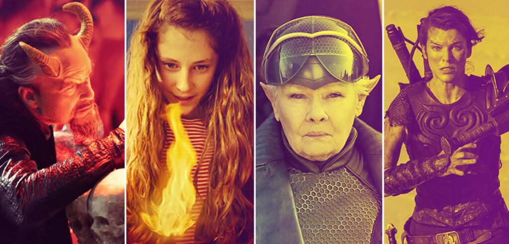 Fantasyfilme 2020: Die Wolf-Gäng, Vier zauberhafte Schwestern, Artemis Fowl, Monster Hunter