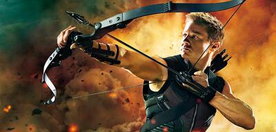 Hawkeye in Avengers