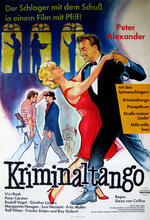 Kriminaltango Poster