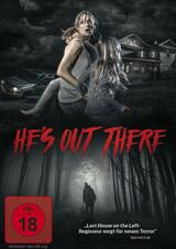 He's Out There - Poster