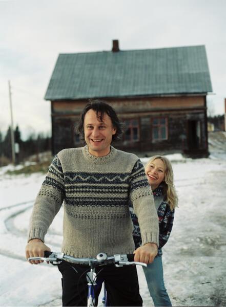 Wie im Himmel mit Michael Nyqvist und Frida Hallgren