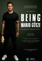 Being Mario Götze Poster