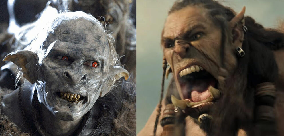 Warcraft Vs Herr Der Ringe Welche Orcs Sind Besser