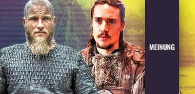 Ragnar und Uhtred