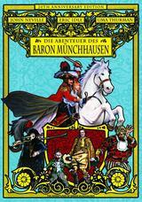 Die Abenteuer des Baron Münchhausen - Poster