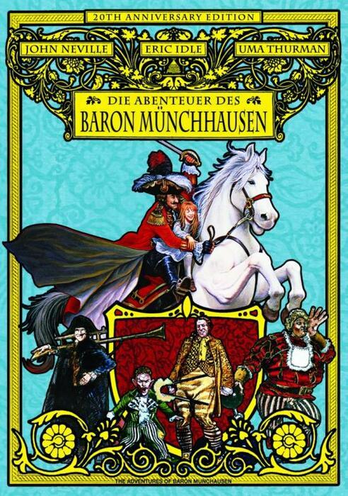 Die Abenteuer des Baron Münchhausen   Bild 1 von 1