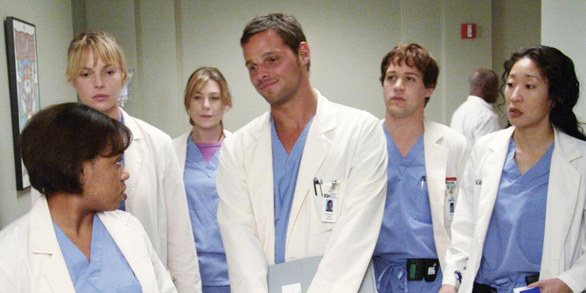 Charmant Sehen Episoden Von Greys Anatomy Zeitgenössisch - Anatomie ...