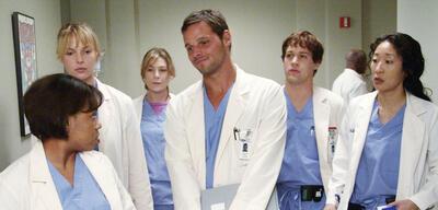 Grey's Anatomy: Die jungen Ärzte vor 14 Staffeln