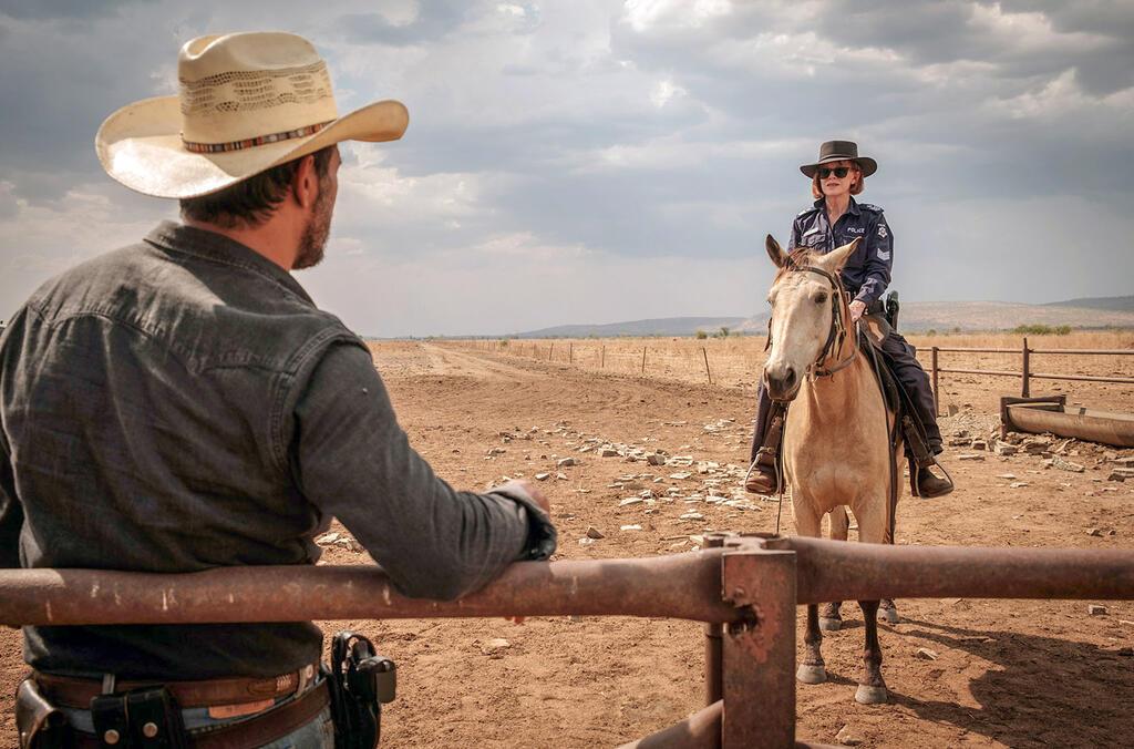 Mystery Road Verschwunden Im Outback Staffel 1