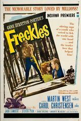 Freckles - Poster