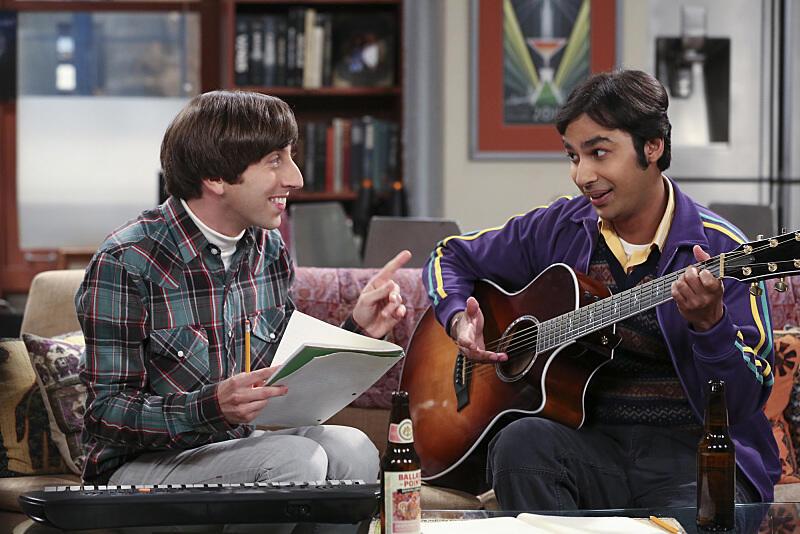 Netflix The Big Bang Theory Staffel 9