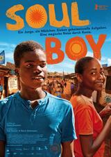 Soul Boy - Poster