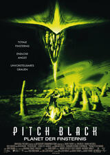 Pitch Black - Planet der Finsternis - Poster