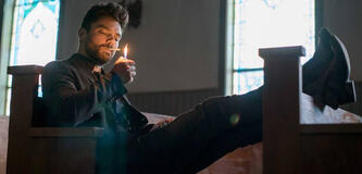 Preacher, mit Dominic Cooper