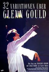 32 Variationen über Glenn Gould - Poster