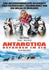 Antarctica - Gefangen im Eis - Poster