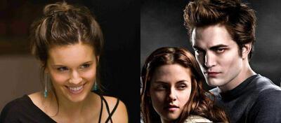 Maggie Grace kommt zu Twilight 4