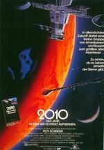 2010 - Das Jahr, in dem wir Kontakt aufnehmen Poster