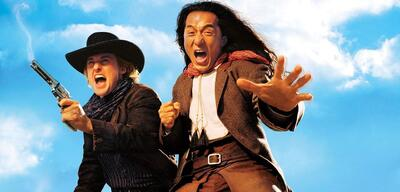 Owen Wilson und Jackie Chan