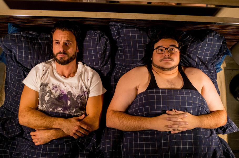 Zorn - Kalter Rauch mit Axel Ranisch und Stephan Luca
