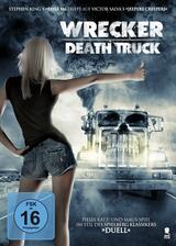 Wrecker - Death Truck - Poster