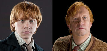 Harry Potter: Ron & Arthur Weasley